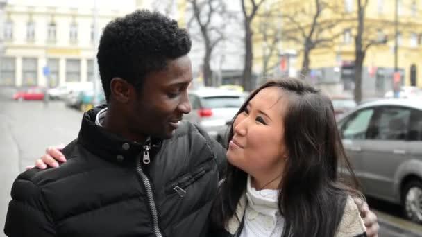 Asiatico dating nero