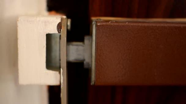 Zámek bezpečnostní zámek na dveře