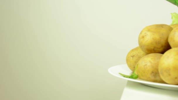 egészséges élelmiszer-zöldség és gyümölcs-fehér háttér stúdió-Vértes