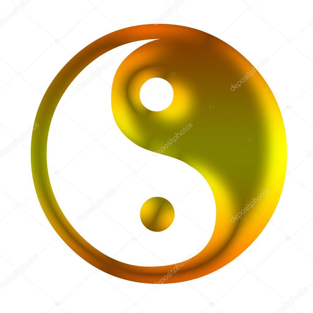 The Ying Yang Symbol Stock Photo Vlerijse 98541990