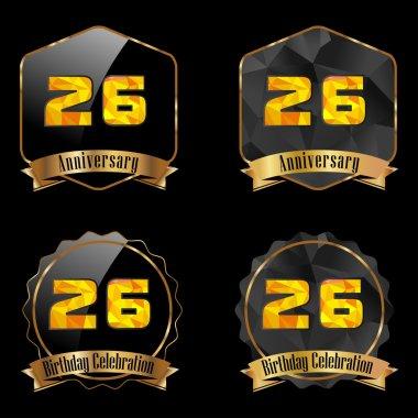 26 year birthday celebration