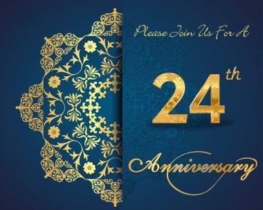 24 year anniversary