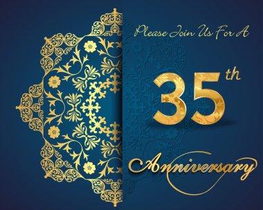 35 year anniversary