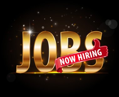 Jobs opening now Hiring red thumbs up