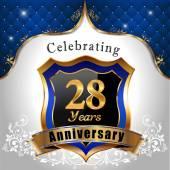 28 éves évforduló