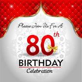 Fotografie 80 Jahre Geburtstag feiern