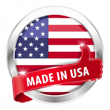 Made in america silver badge