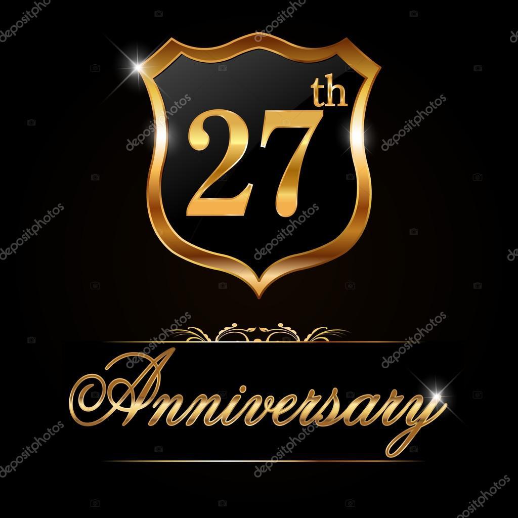 27th anniversary ...