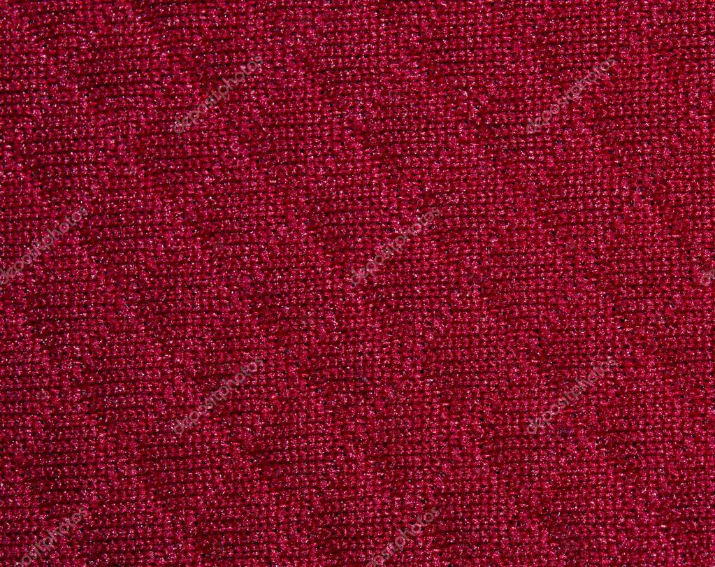 Roten Stoff Textur mit Rautenmuster. Stoff Textur mit Rauten ...
