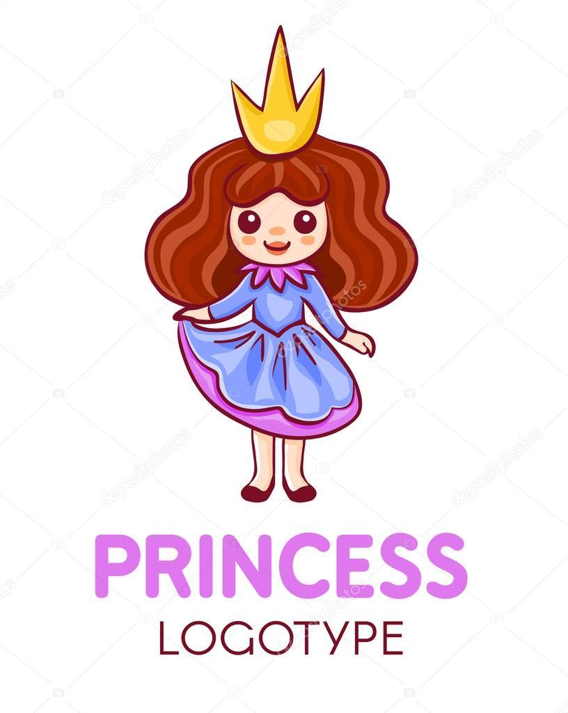 Dessin fille kawaii princesse dessin de manga - Dessin couronne princesse ...