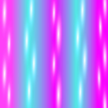 Twisted neon blue and pink electric wires abstract background