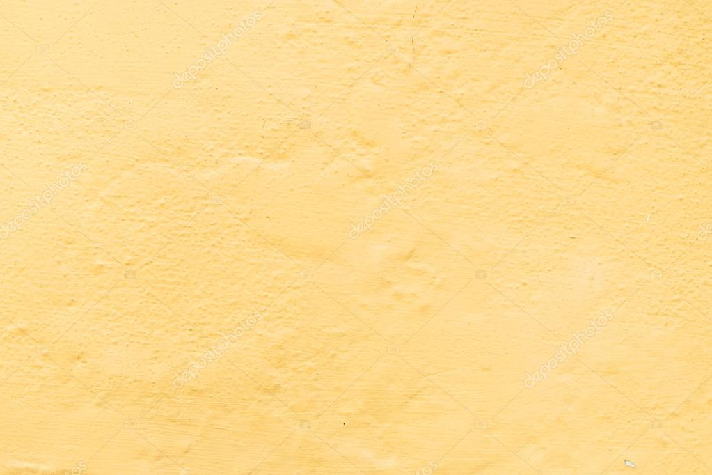 Concrete with yellow color wall, texture background — Stock Photo ...