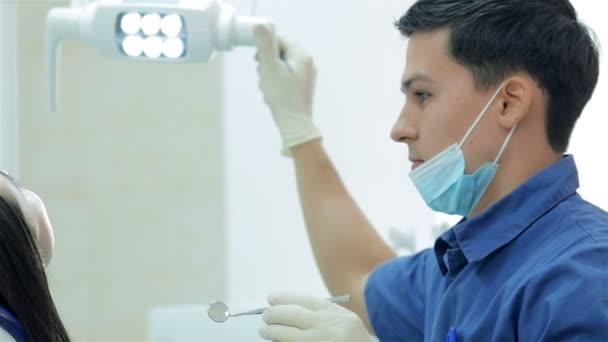 Dental begins to dental treatment