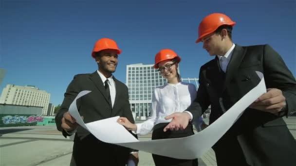 Schválení podnikatelského plánu nové budovy