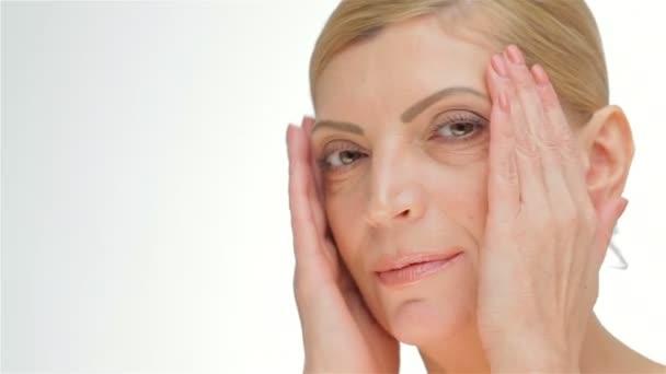Zdravá kůže žen středního věku