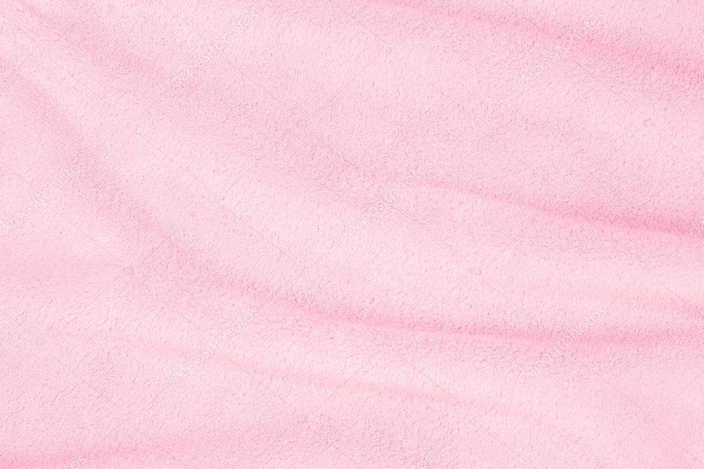 Zachte Bad Handdoek Golven Achtergrond In Licht Roze Kleur