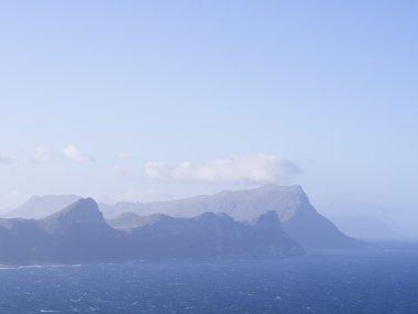 Twelve Apostles Mountain Range