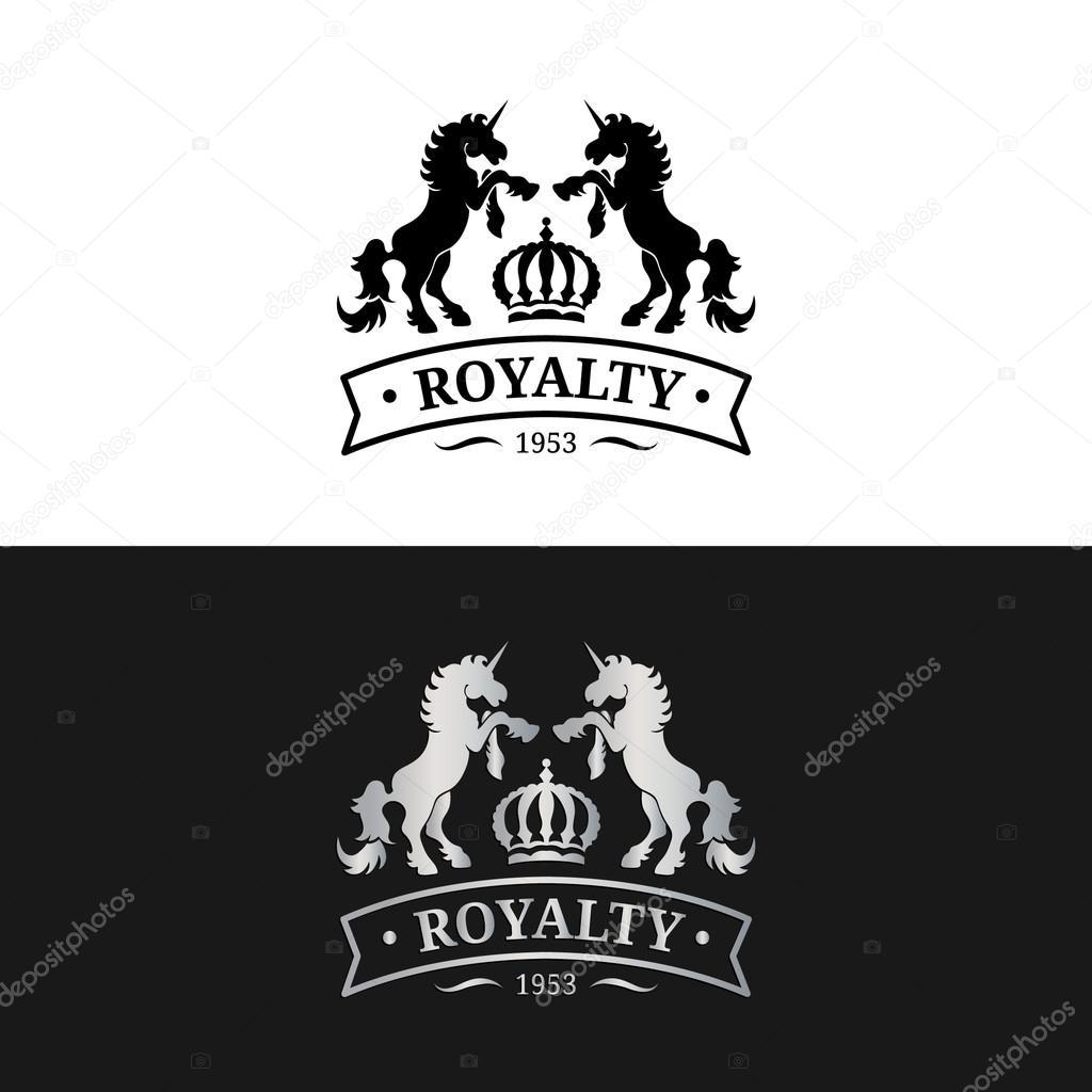 luxury monograms logos templates stock vector vladayoung 102078988