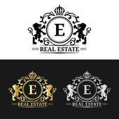 Fotografia real estate monograms logos