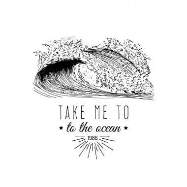 Take Me To Ocean Premium Vector Download For Commercial Use Format Eps Cdr Ai Svg Vector Illustration Graphic Art Design