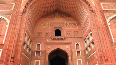 Agra  red Fort, Uttar Pradesh, India