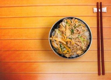 Vietnam chicken pho