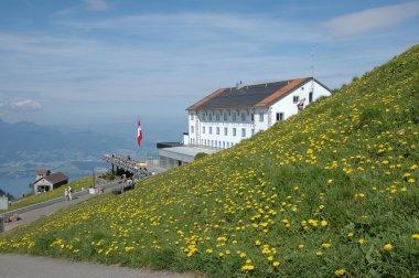 Hiking area Rigikulm, Switzerland
