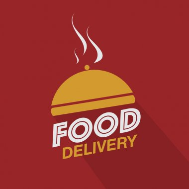Food delivery cloche