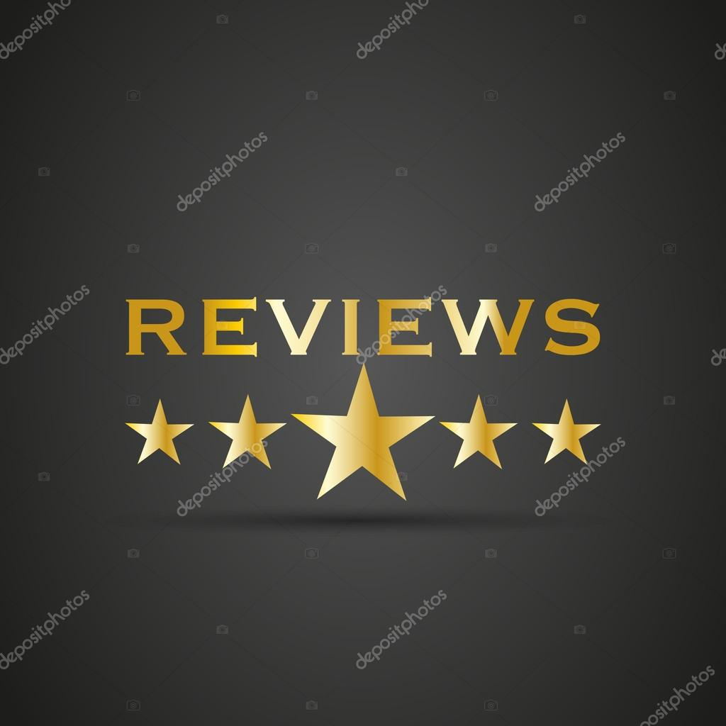 Reviews word with 5 star
