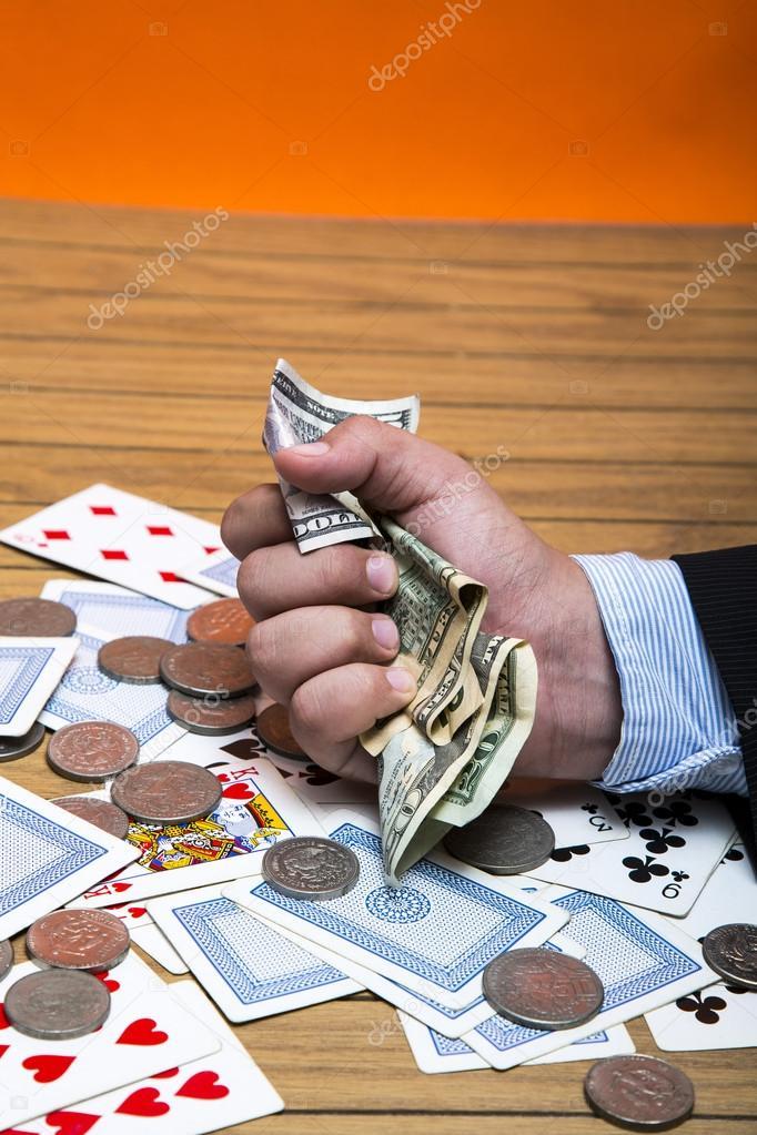 рука или деньги игра