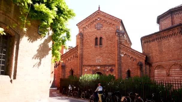 Bologna, Italien, Basilika der Protomartiri San Vitale e Sant Agricola