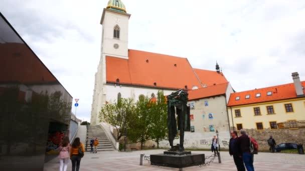 Bratislava, Slowakei, Kirche Sankt Martin
