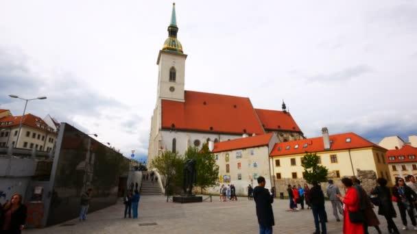 Bratislava, Slovensko, kostel sv. Martina