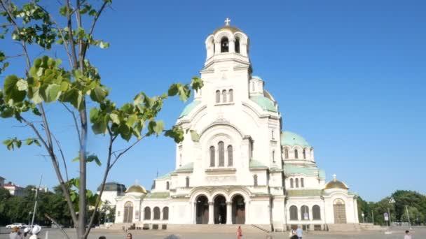 Sofia, Bulgaria, Cathedral Saint Aleksandar Nevski