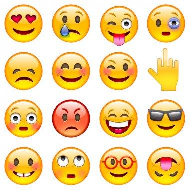 WebSet of Emoticons