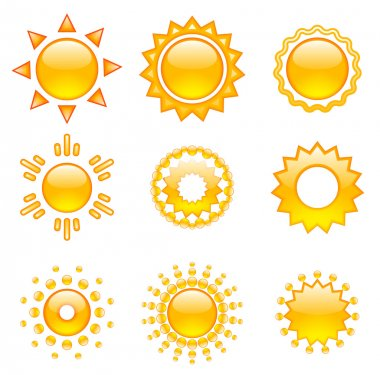 Set of  suns elements