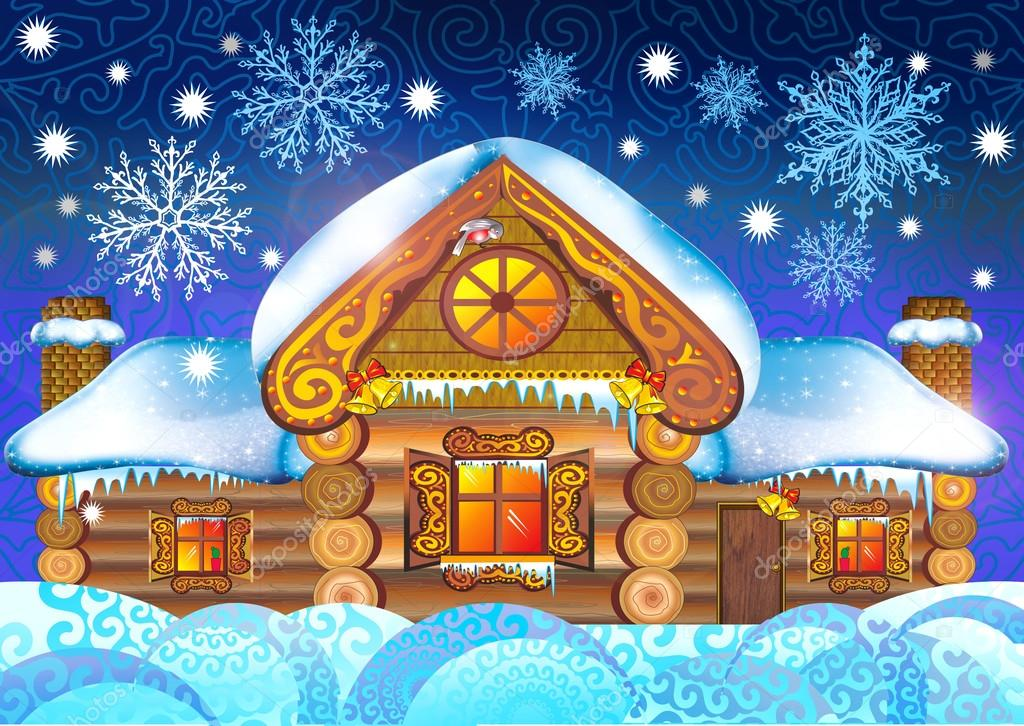 Beautiful Christmas templates for greeting cards