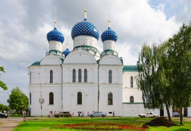 Epiphany Cathedral of Epiphany Monastery, Uglich, Russia