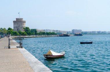 Greece, Thessaloniki, waterfront