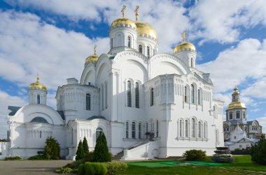 Savior Transfiguration Cathedral, Holy Trinity Seraphim-Diveevo convent in Diveevo, Russia