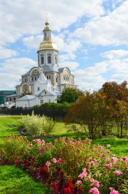 Annunciation Cathedral in Holy Trinity Seraphim-Diveevo convent, Diveevo, Russia
