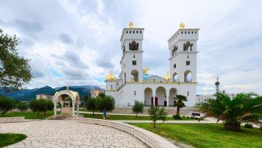 The Cathedral of St. John Vladimir, Bar, Montenegro