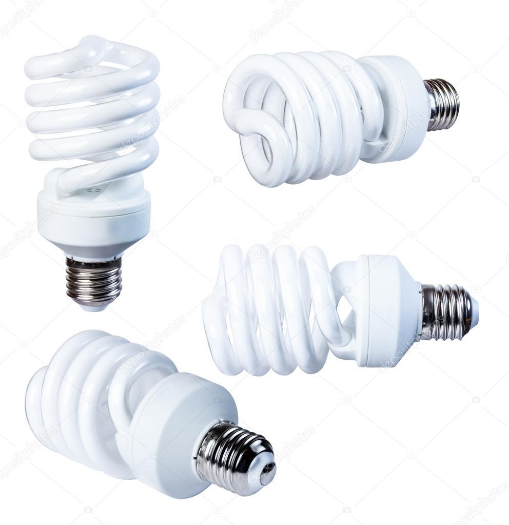 Floresan bir lamba elektrikten tasarruf sağlar