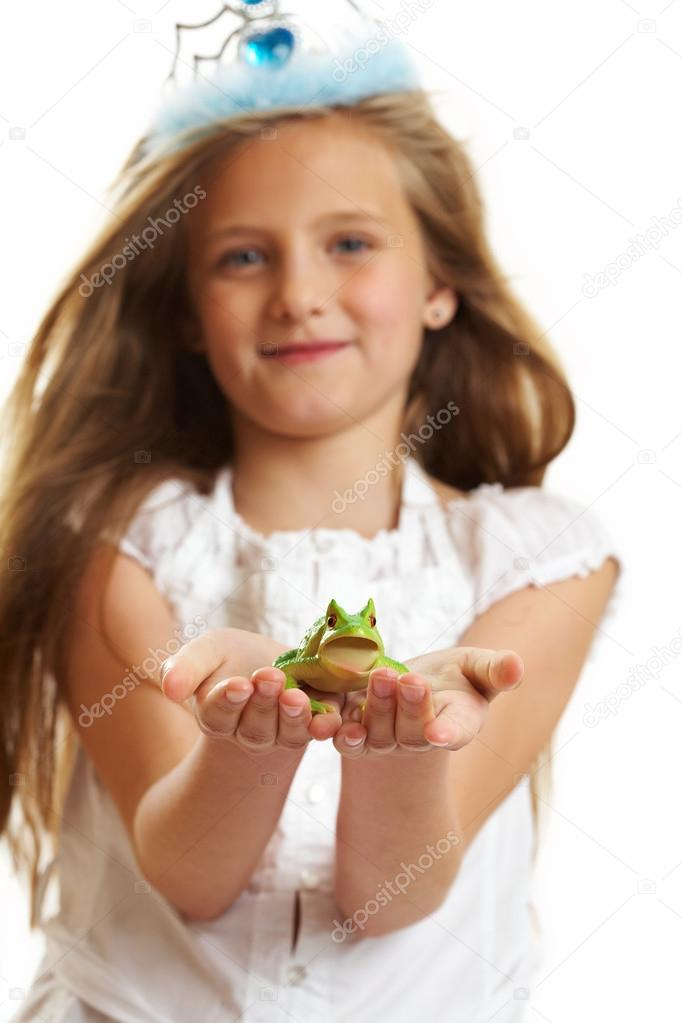 ten year old girl stock photo iconogenic 63964331