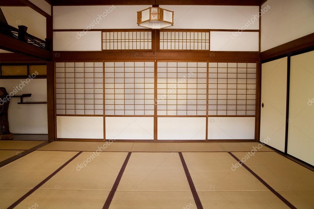 Japanse kamer stockfoto iconogenic 66279573 - Japanse stijl kamer ...