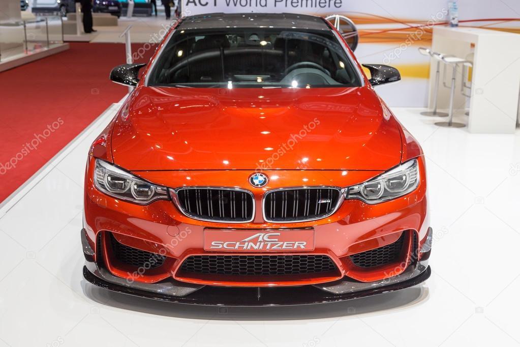2015 AC Schnitzer BMW M4 (F82)