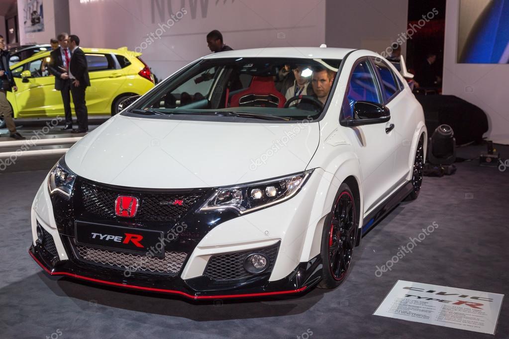 2016 Honda Civic Type R Stock Editorial Photo C Zavatskiy 81950048