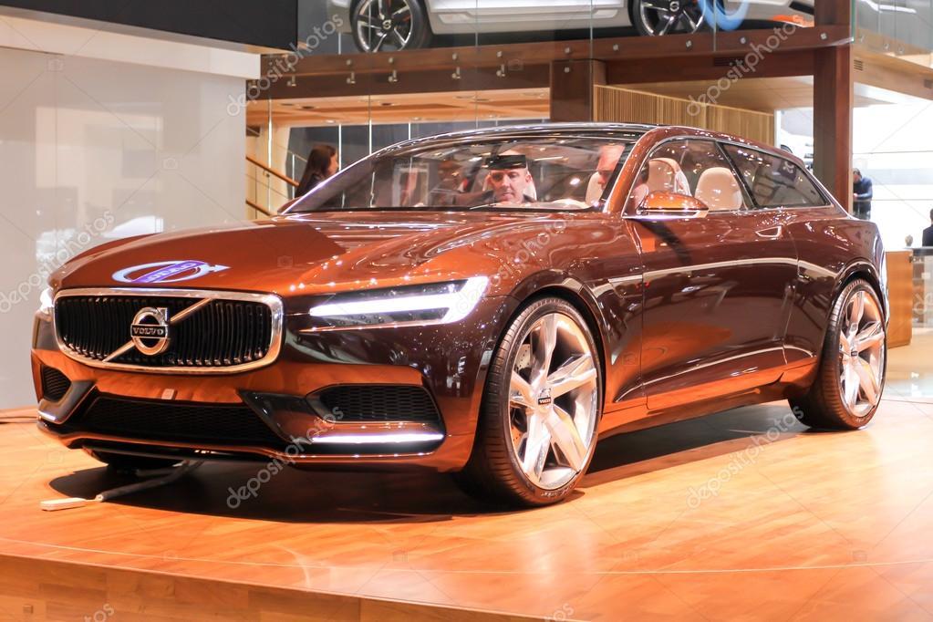 2014 Volvo Concept Estate Zavatskiy