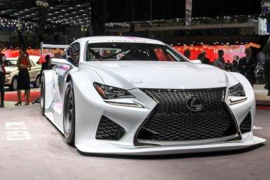 2014 Lexus RC F GT3