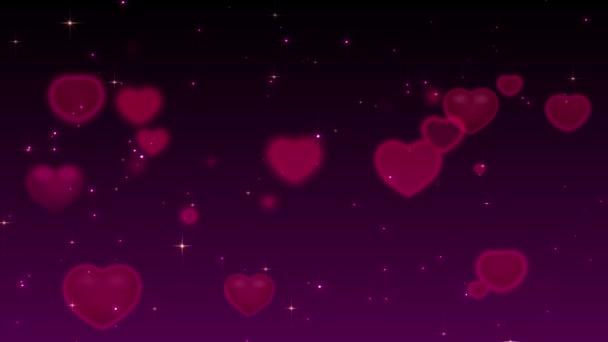 romantikus lila háttér